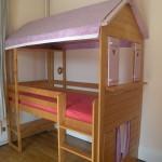 Fabriquer Un Lit Cabane En Bois Pour Enfant