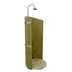 prix des douches de piscine avant la natation. Black Bedroom Furniture Sets. Home Design Ideas