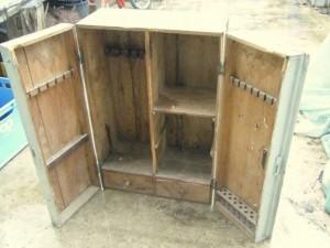 Patinage d 39 un meuble ancien en bois - Moderniser un meuble en bois ...