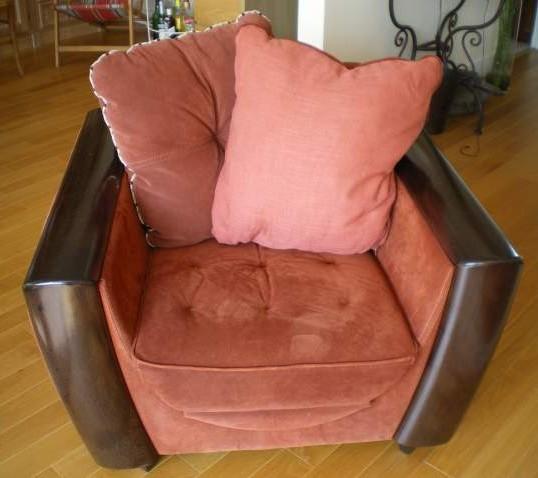 nettoyer facilement un meuble en daim. Black Bedroom Furniture Sets. Home Design Ideas