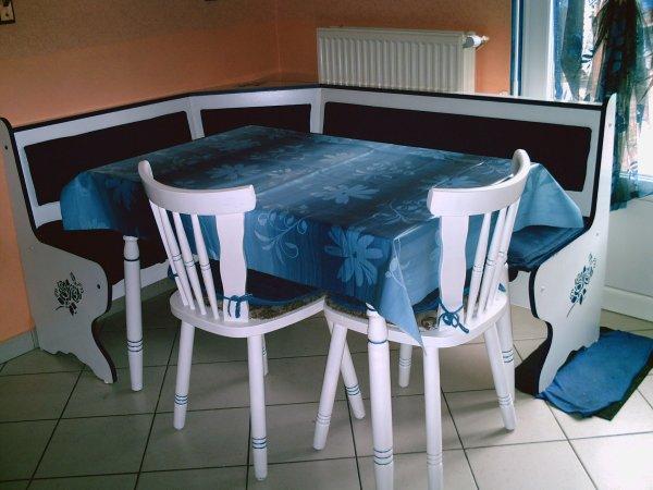 Meubler un coin repas dans un salle de s jour - Coin de repas ...