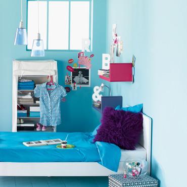 D coration de chambre d 39 une fille d 39 une mani re simple - Description d une chambre en anglais ...