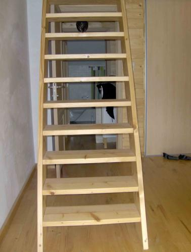 escalier de meunier br stungsh he fenster k che. Black Bedroom Furniture Sets. Home Design Ideas