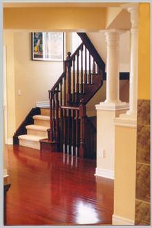 comment installer la planche de frise sur la maison