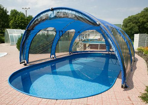 Avantages d 39 abri de piscine pour la s curit et la d tente for Cash piscine lyon