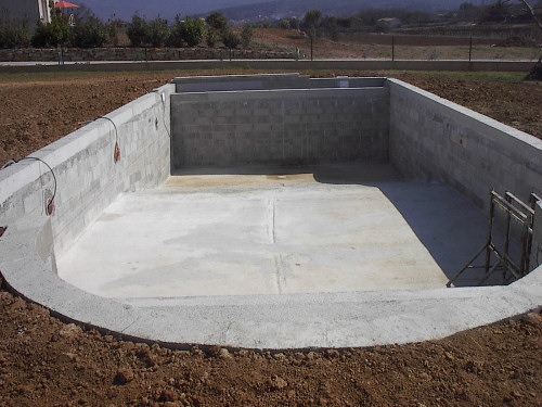 Devis de construction piscine for Construction piscine declaration