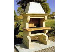 comment construire un barbecue de jardin en b ton cellulaire. Black Bedroom Furniture Sets. Home Design Ideas