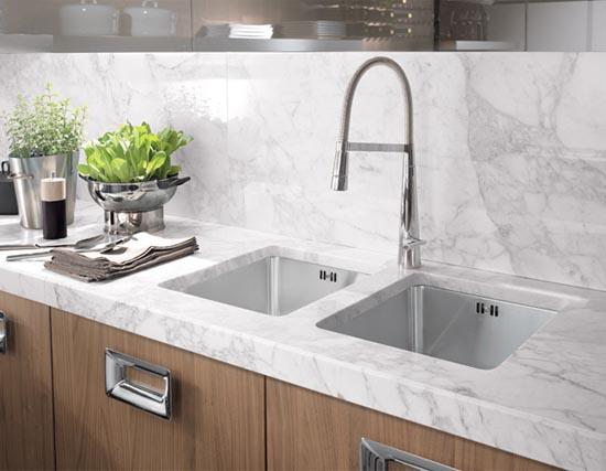 montage de lavabo de cuisine. Black Bedroom Furniture Sets. Home Design Ideas